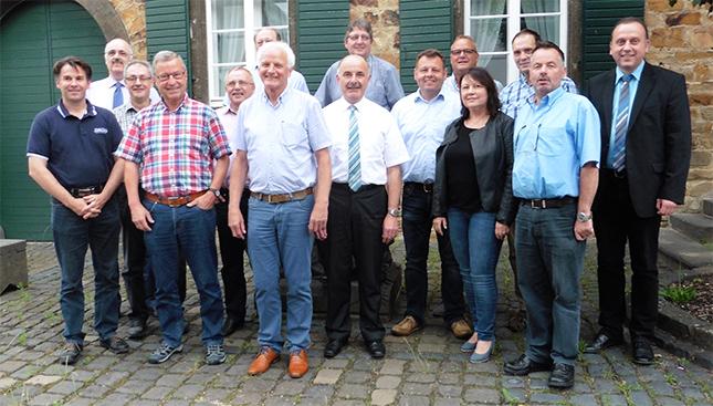 Neuwahlen der Kreis-FWG am 07.06.2016 in Löhndorf
