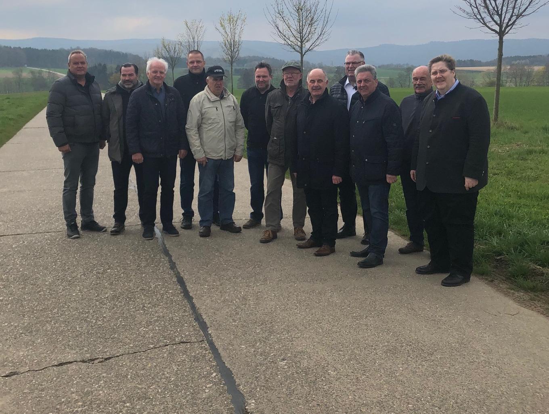 FWG Kreis Ahrweiler - Besichtigung K35 bei Esch 2019