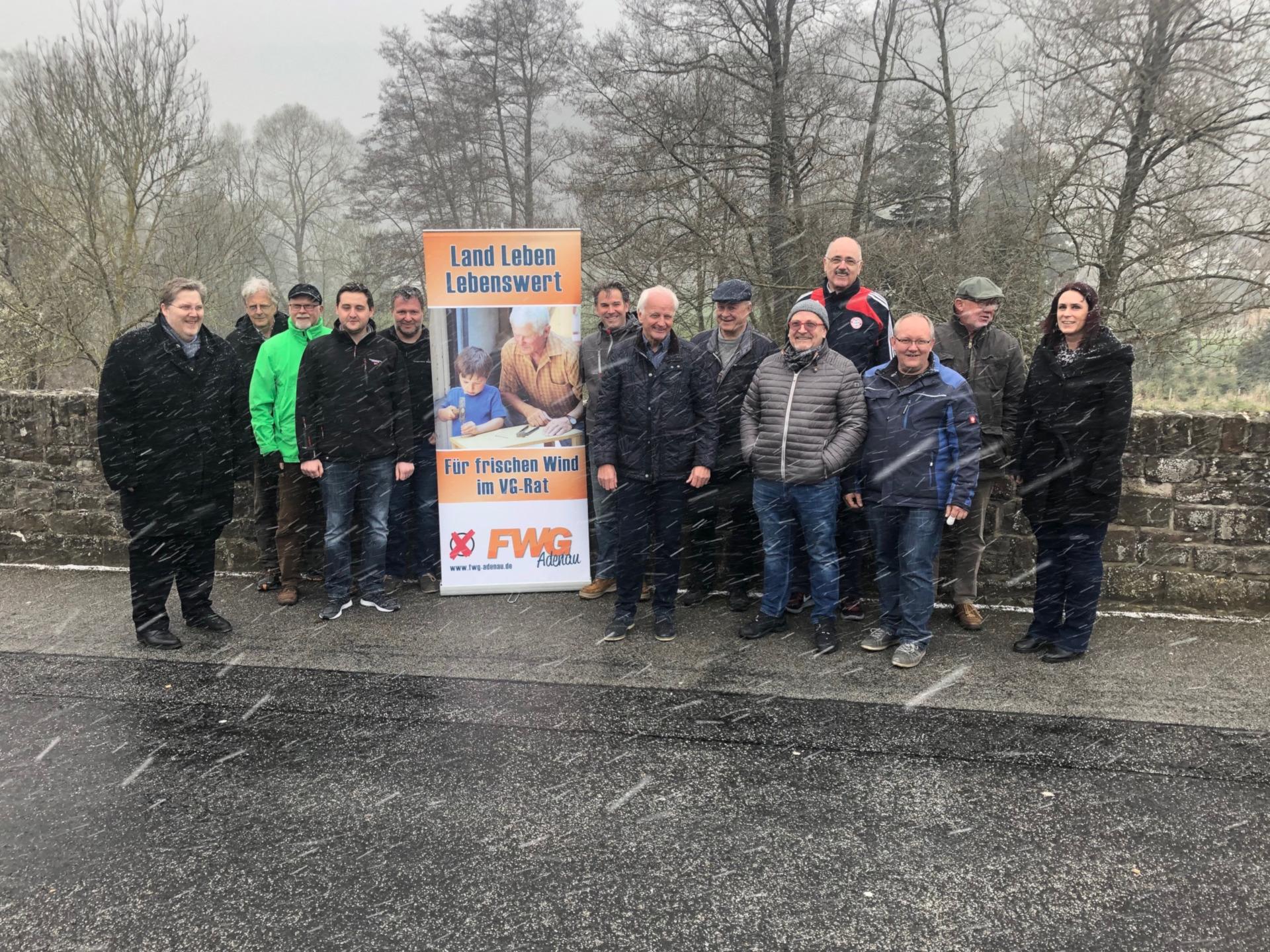 Hochwasserschutzprojekt an der Ahr in Antweiler wurde über die FWG angeregt
