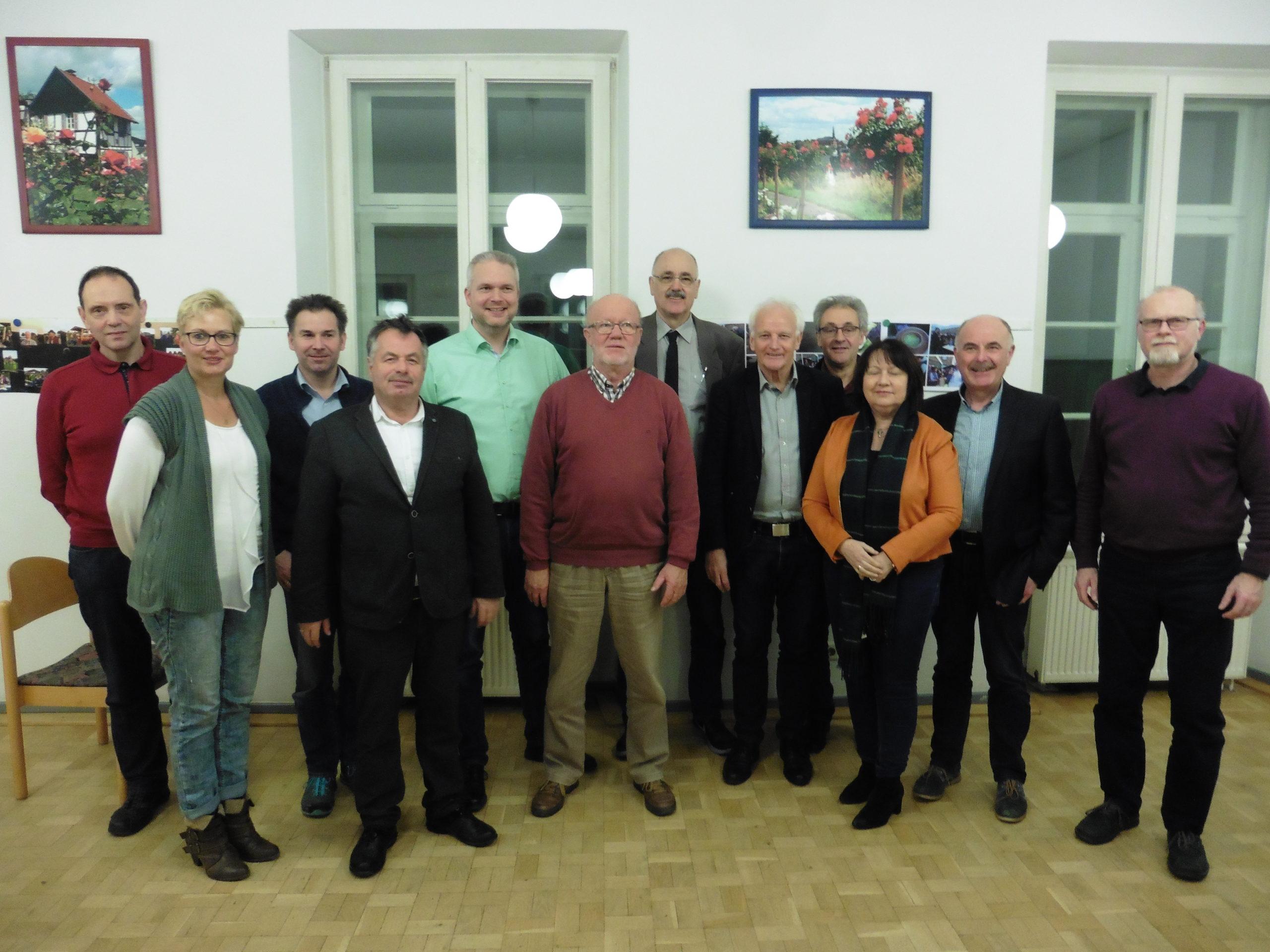 Kreisvorsitzender Jochen Seifert einstimmig im Amt bestätigt