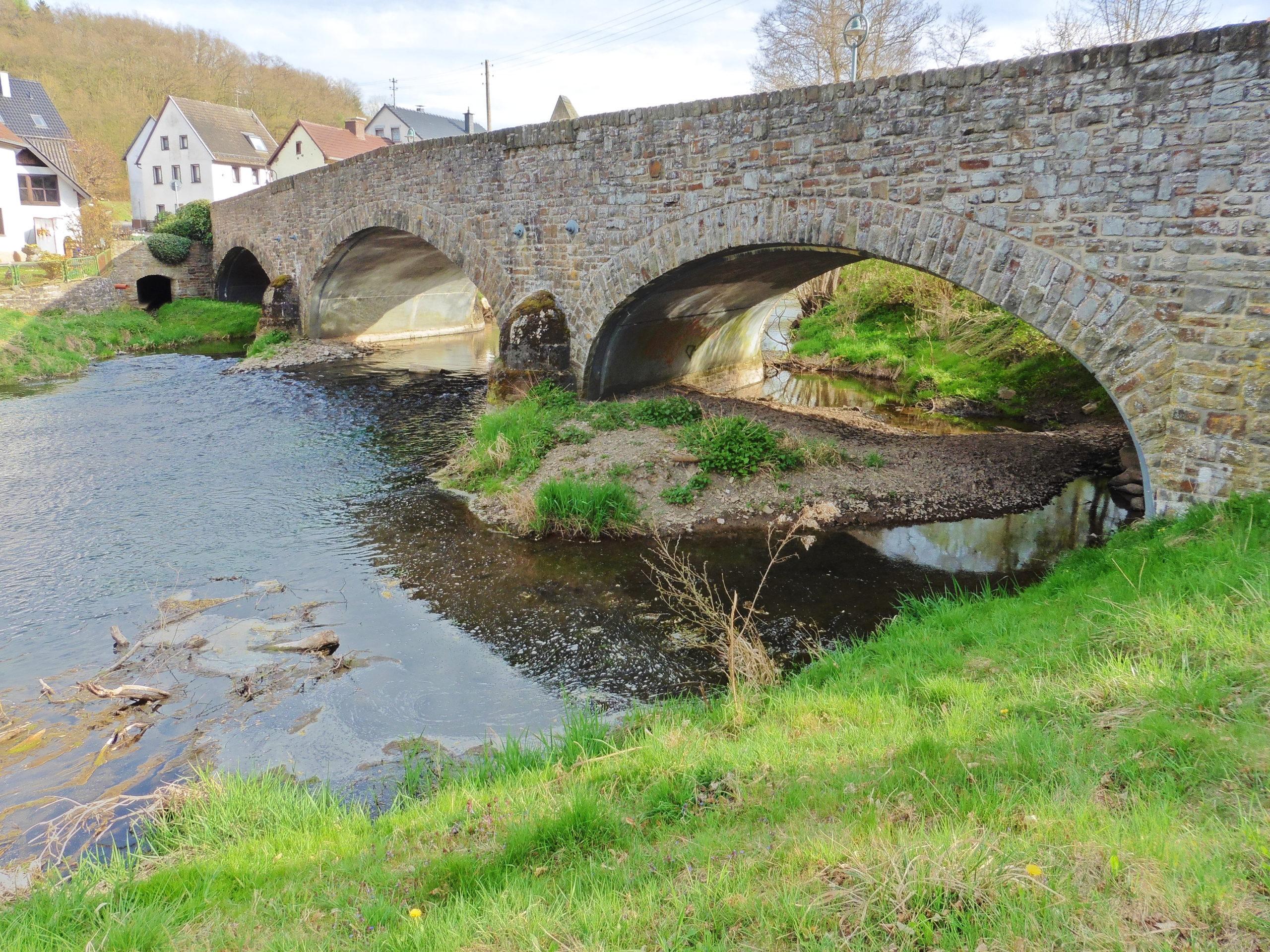 Nachhaltige Naturschutzmaßnahmen in Verbindung mit dem HochwasserschutzochwasserschutzH in Antweiler an der Ahr durch FWG-Initiative